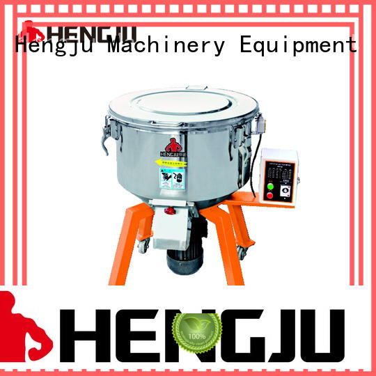 Hengju Brand pellet color vertical blender mixing factory