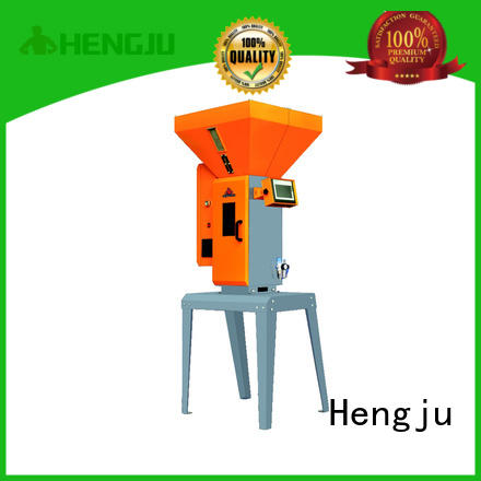 Hengju rust free plastic mixer widely-use for plastic products