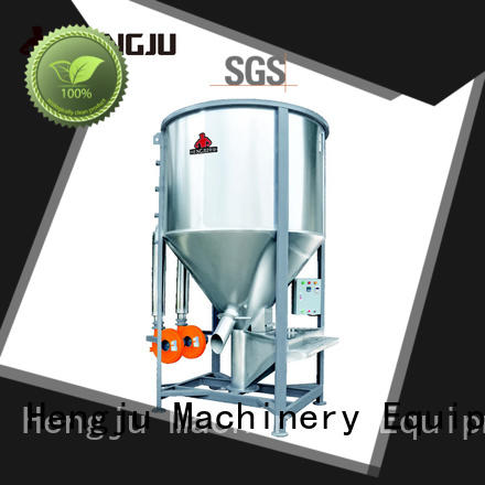 Hengju durable vertical mixer long-term-use for plastic products