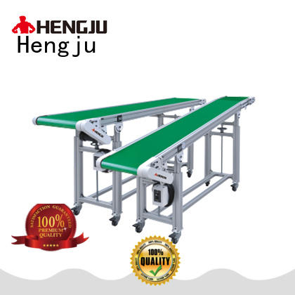 Belt conveyor / Belt convey system Conveyor Belt Machine On Hengju