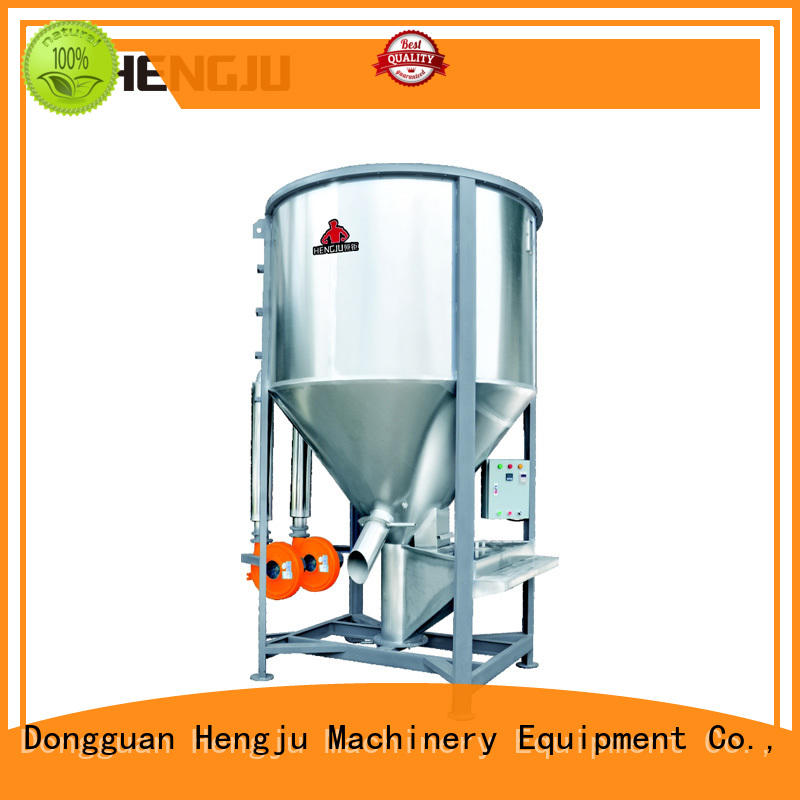 safety plastic mixer blenders free design for plastic industry