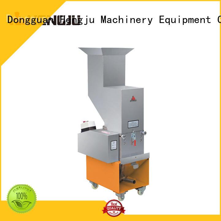 Hengju hengju plastic shredder crusher effectively for plastic industry