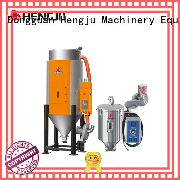 dryer layer Hengju Brand plastic drying machine