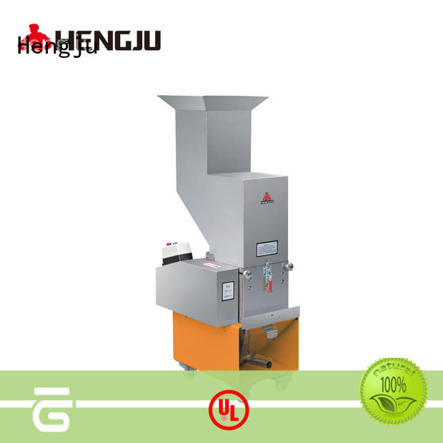 Hengju hengju plastic shredder producer for plastic industry