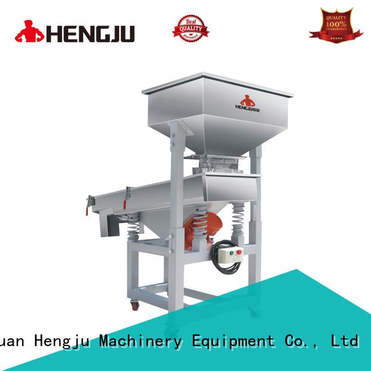 Hengju grinding plastic crusher machine effectively for plastic industry