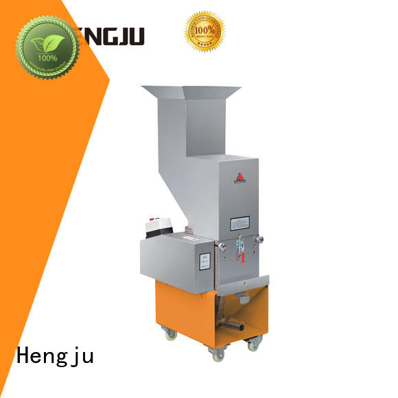 Hengju low dust plastic grinder for plastic products