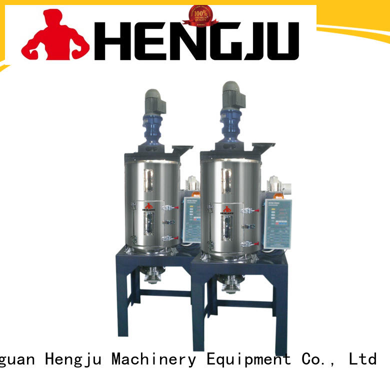dehumidifying hopper small integrated dryer Hengju Brand