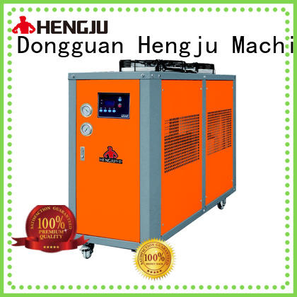 Hengju exquisite water cooled chiller long-term-use for plastic products