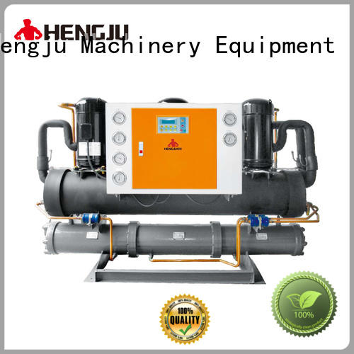 Hengju chillers chiller widely-use for plastic products