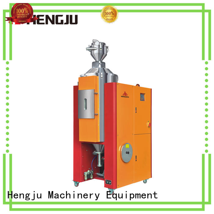 Hengju hoppers pet dryer bulk production for sheets