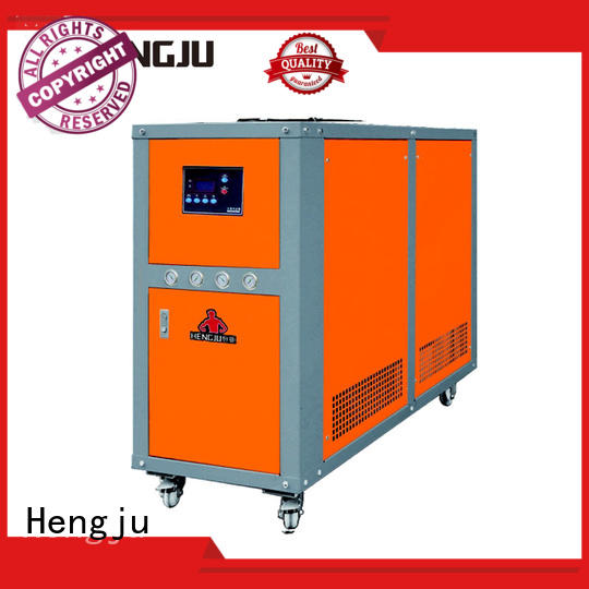 small footprint water cooled chiller central long-term-use for new materials