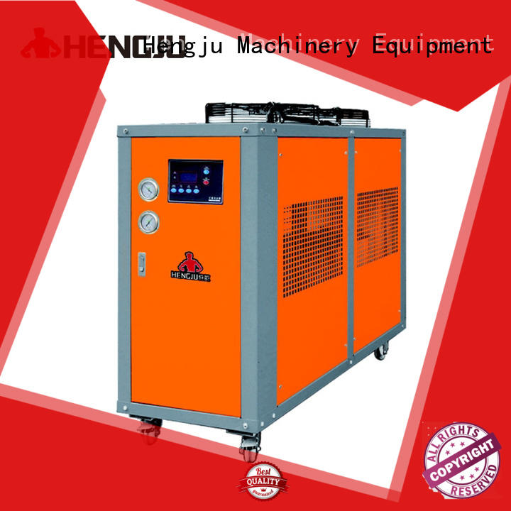 Hengju exquisite water cooled chiller vendor for plastic products