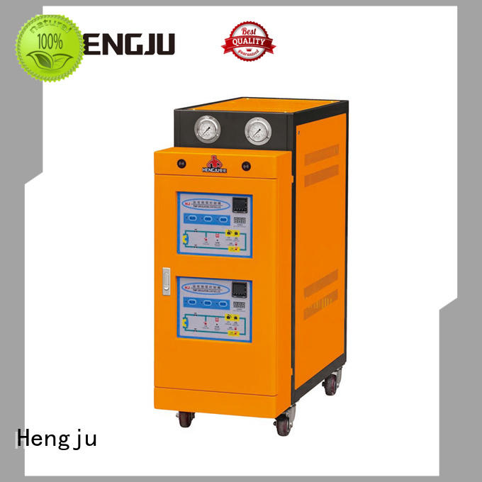 Hengju air portable chillers certifications for new materials