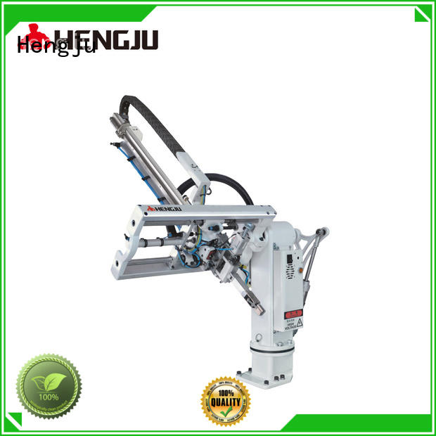 Swing arm robot / Sprue picker