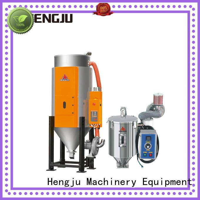 dehumidifying crystalization plastic drying machine dryer Hengju