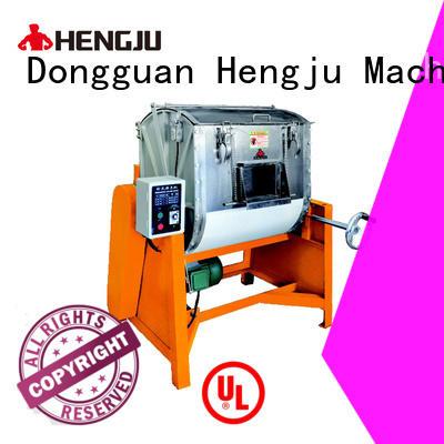 Hengju rust free industrial mixer order now for plastic industry