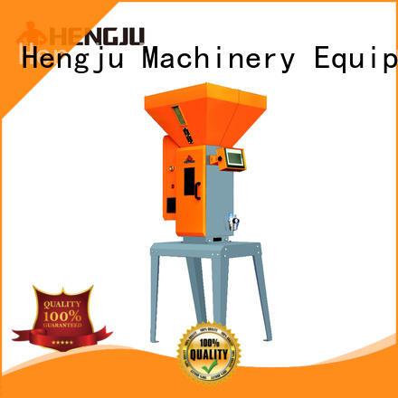 Hengju dosing volumetric doser order now for new materials