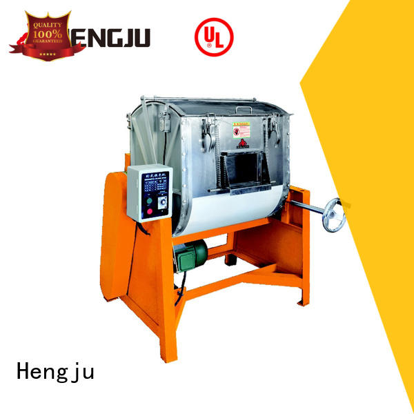 Hengju durable industrial mixer order now for plastic products