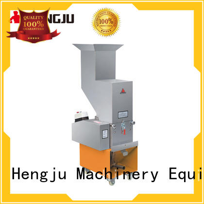 low noise plastic shredder grinding producer for plastic industry