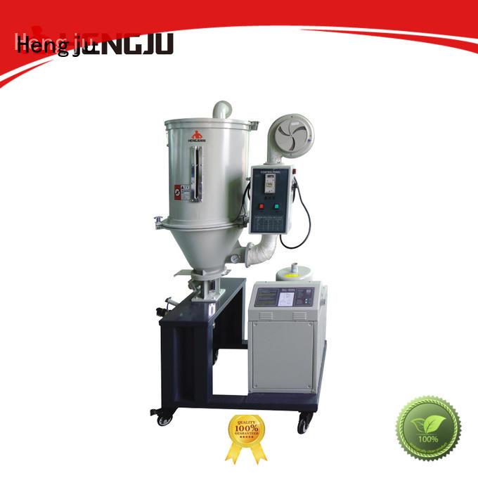 integrated dryer dehumidifying raw materials Hengju Brand