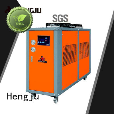 Hengju Newly designed water cooling chiller mtc for plastic products