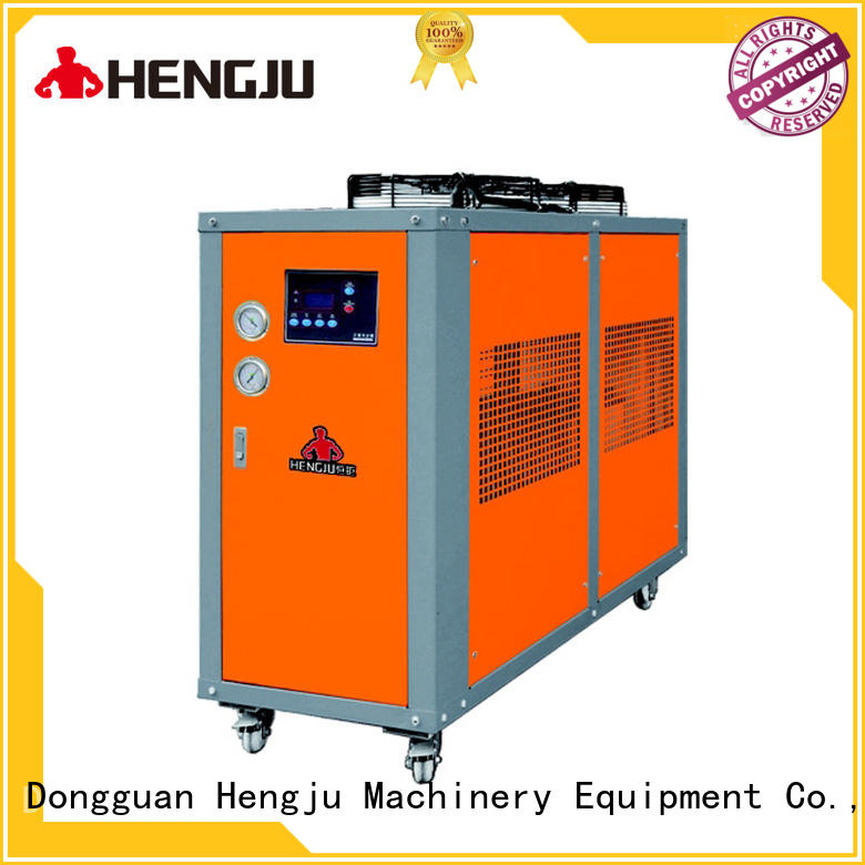 central chillers cooled Hengju Brand mould temperature controller