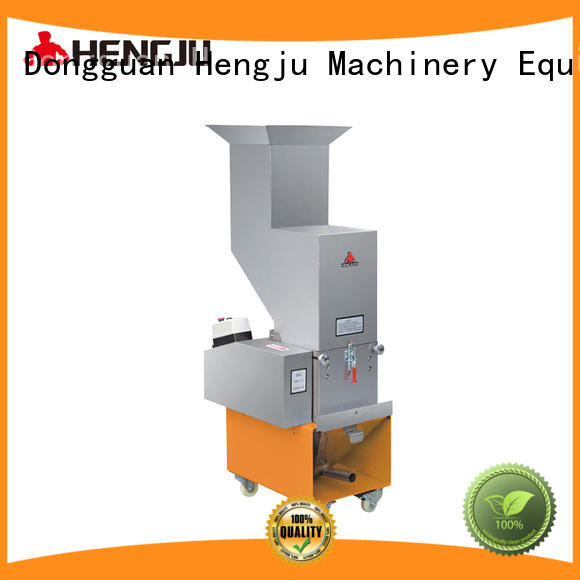 Hengju good out-coming plastic shredder supply for plastic products