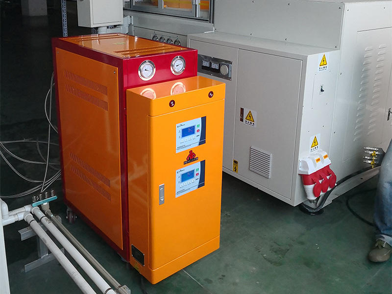 Hengju air portable chillers certifications for new materials-1