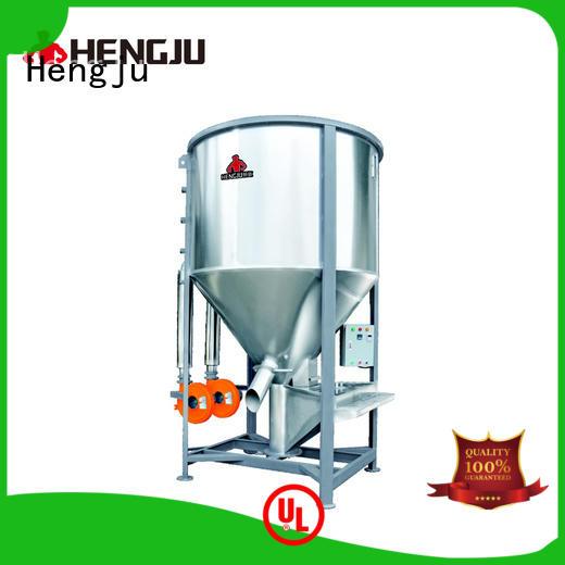 Hengju stable gravimetric doser for plastic industry