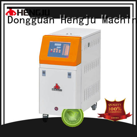 injection central chillers screw Hengju company