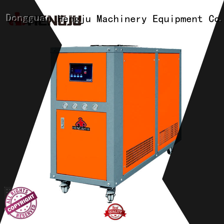 Hengju mtc water chiller long-term-use for plastic products