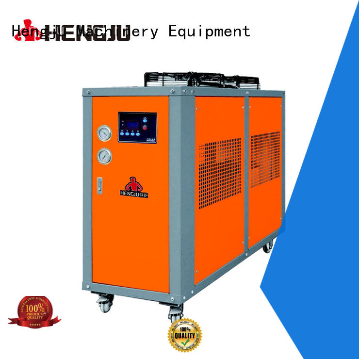 air cooled chiller water long-term-use for new materials