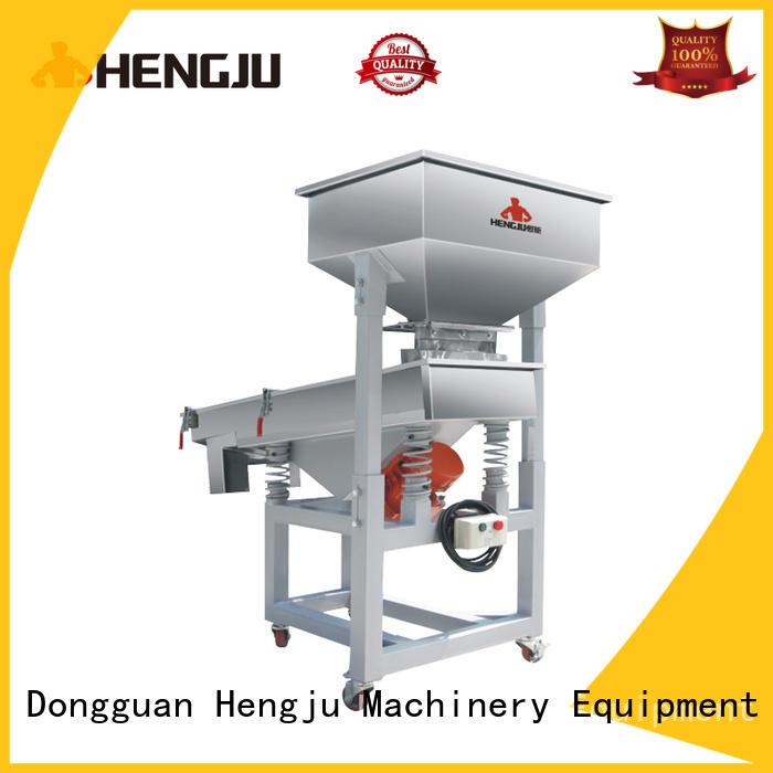 Hengju valves plastic crusher for plastic industry