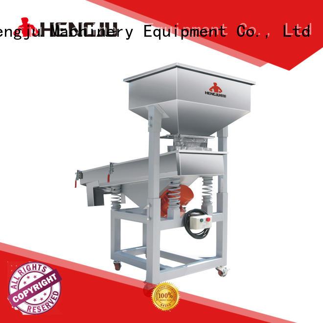Hengju high crushing power plastic crusher machine producer for plastic industry