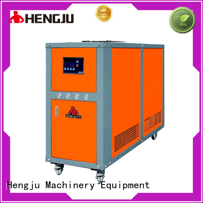 easy operation chiller two for plastic products