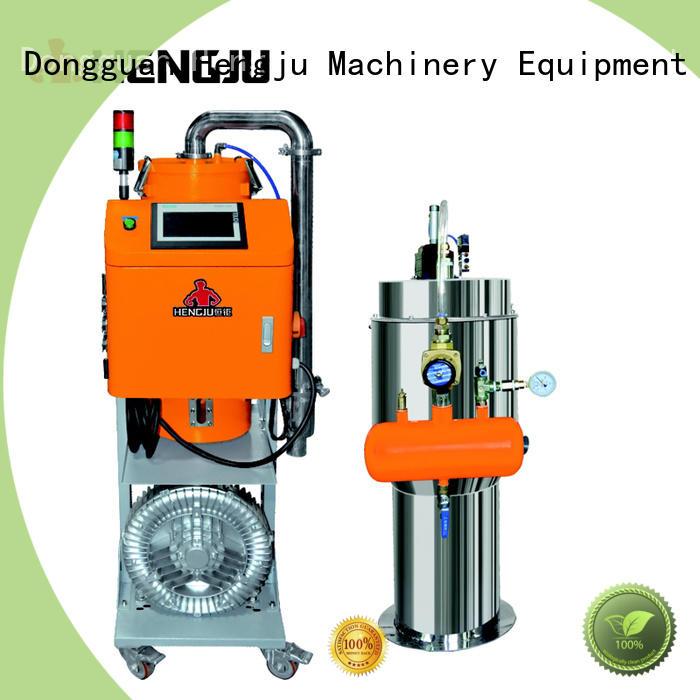 Hengju auto loading autoloader for plastic loader for plastic industry