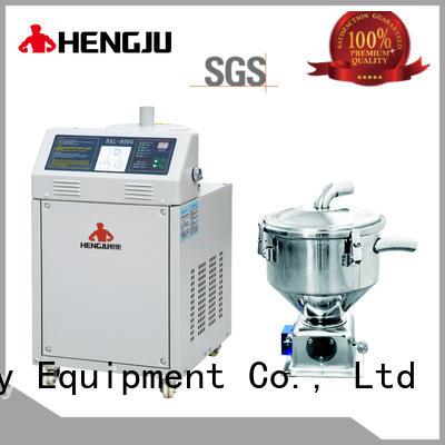 Hengju plastic auto loader for new materials