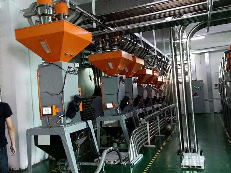 durable vertical blender dosing for plastic industry