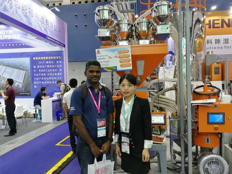 Hengju-Fruitful Exhibition At Chinaplas,guangzhou From May 21st To 24th, 2019,