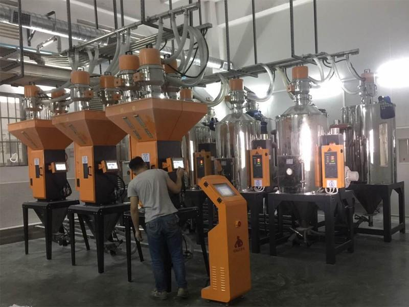 safety plastic mixer blender free design for new materials-3