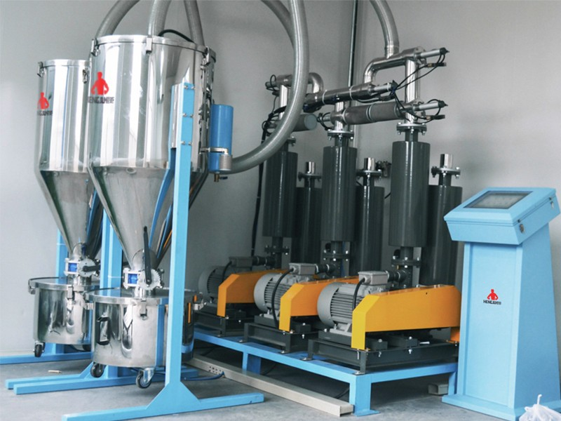 Hengju-Professional Central Conveying Systems centralized feeding system