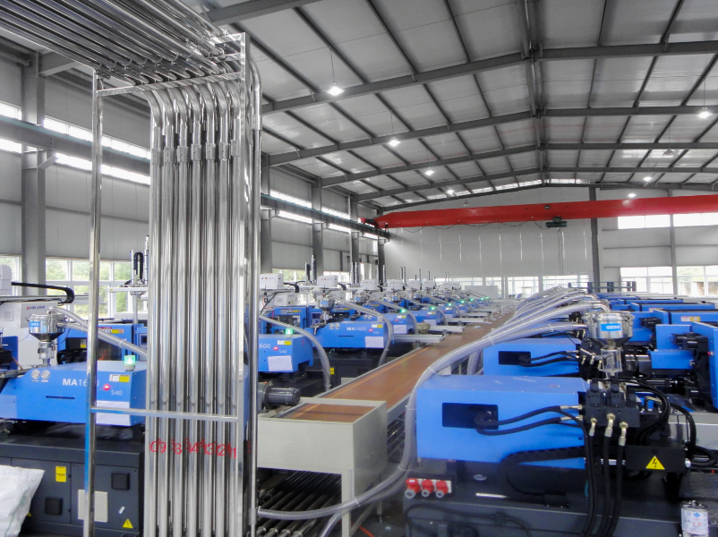 Hengju material conveying systems equipment for cable sheathing