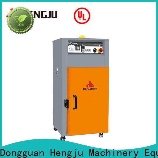 Hengju Double layer drying hoppers with elegant apperance for profiles