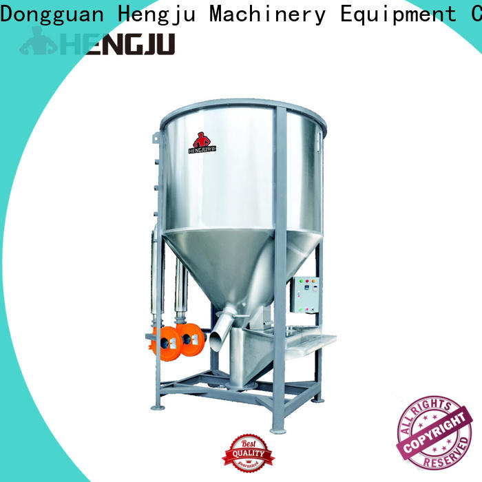 Hengju units volumetric dosing widely-use for new materials