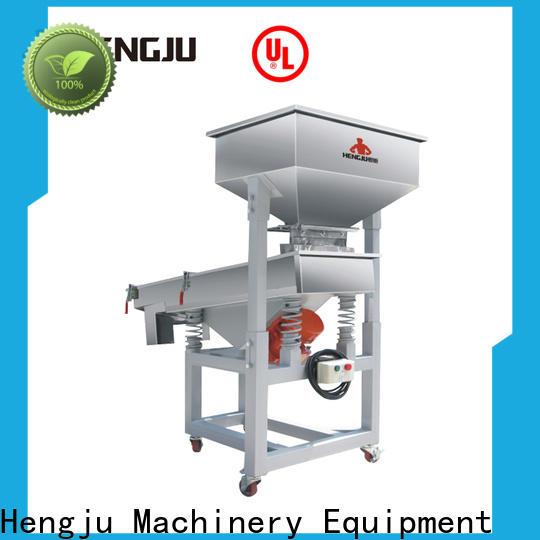 Hengju shredder plastic shredder crusher factory for plastic products