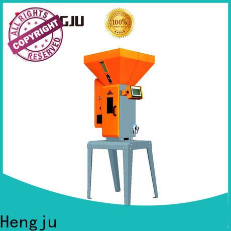 Hengju horizontal vertical mixer long-term-use for new materials