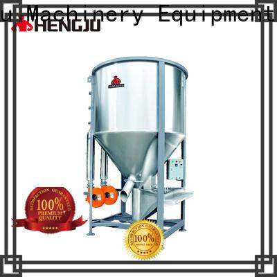 Hengju low noise gravimetric blender free design for plastic products