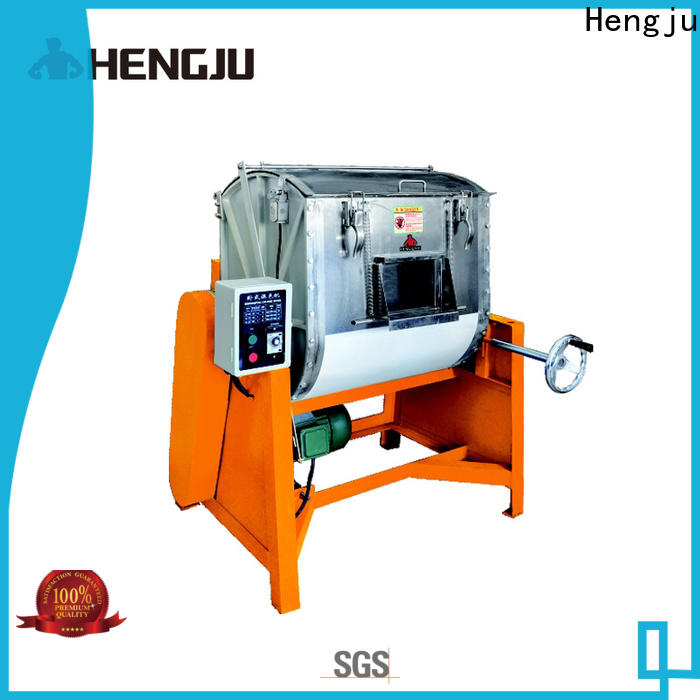 Hengju safety volumetric doser free design for plastic products