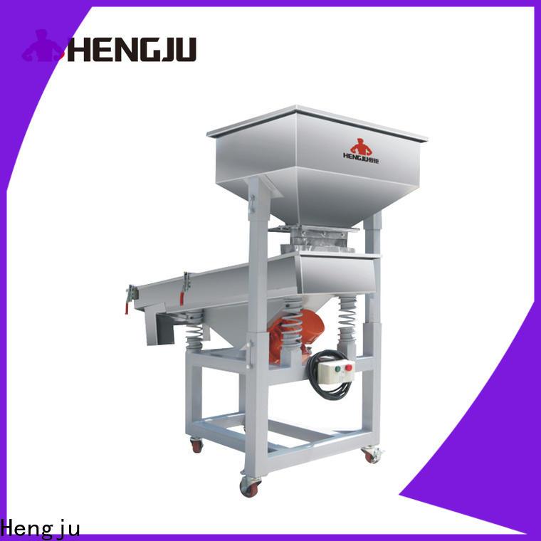 Hengju hengju plastic shredder equipment for plastic industry