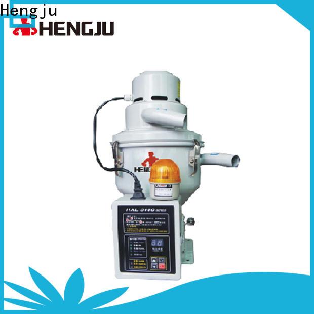 stable plastic loader hengju for plastic industry